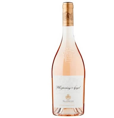 whispering angel 4 2 - Chateau d'Esclans Whispering Angel Provence Rose 2019, case of 6x75cl